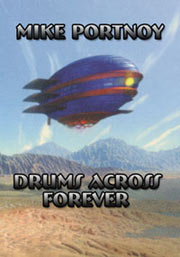 Mike Portnoy - Drums Across Forever (DVD, 2001)
