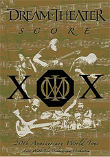 Dream Theater - Score